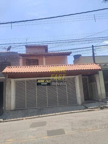 Imagem 1 de 30 de Sobrado Com 2 Dormitórios À Venda, 400 M² Por R$ 750.000 - Vila Itapegica - Guarulhos/sp - So0925