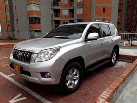 Toyota Prado Tx At 4000cc Blindada Nivel 3