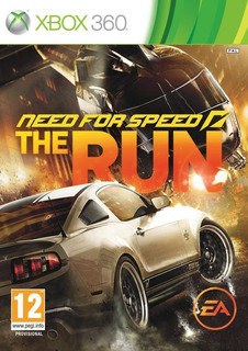Need For Speed The Run Xbox 360 - Juego Fisico