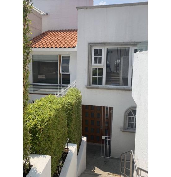 Casa Interlomas Con Jardin Y Salon Privado