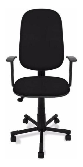 Cadeira de escritório Ecoflex 382-GIR preta