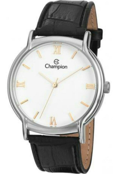 Relógio Champion Masculino Cn20006z Analógico Classic Social