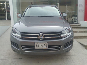 Volkswagen Touareg 5p V6/3.6 Aut Boton Encendido Nave