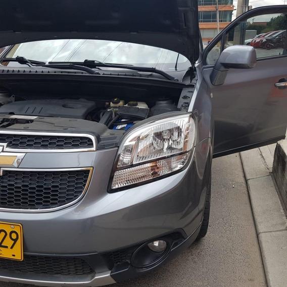Camioneta Chevrolet Orlando