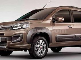 Anticipo $ 45.000 Y Cuotas - 0km - Fiat Mobi 1.0 Way 0km