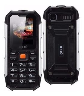 Celular Army Ipro Shark Ip67 3mp Res Agua Y Golpes Dual Sim