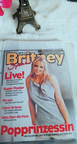 Britney Spears Revista Importada - Colecionador