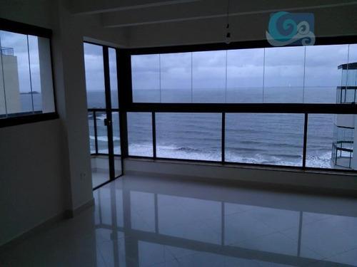 Imagem 1 de 30 de Cobertura À Venda, Praia Das Pitangueiras - Guarujá - Co0254