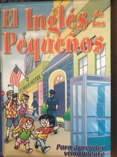 Libro +cd Ingles Para Pequeños