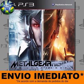 Metal Gear Rising Revengeance Ultimate Edition Ps3 Cód Psn