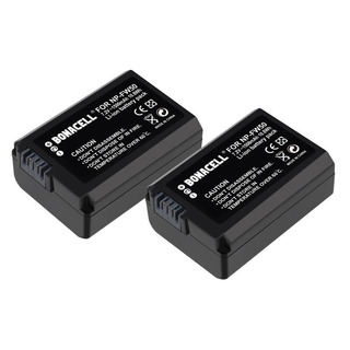 2 Baterías Np-fw50 Para Sony A5000 A5100 A7r Nex 7 6 5tl 5n
