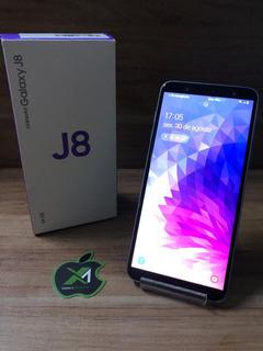 Samsung J8 Seminovo Garantia Frete Grátis