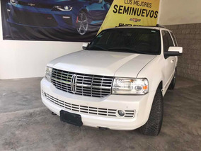 Lincoln Navigator Vagoneta Ultime 4x2 At 2012