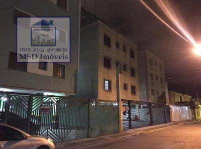 Apartamento Para Alugar No Bairro Vila Galvão Em Guarulhos - 1887-2