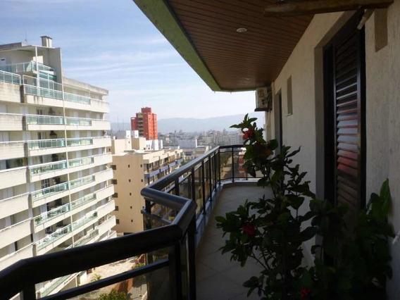 Apartamento Três Quartos Duas Suítes Duas Vagas Guarujá Sp