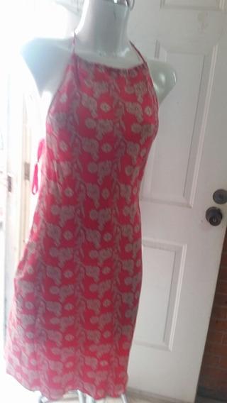 Vestido Nuevo/ Marca Gap/ Talla 0 /color Rosa