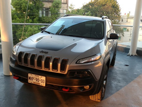 Jeep Cherokee 3.3l Trailhawk At 2016