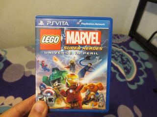 Juego Lego Marvel Ps Vita