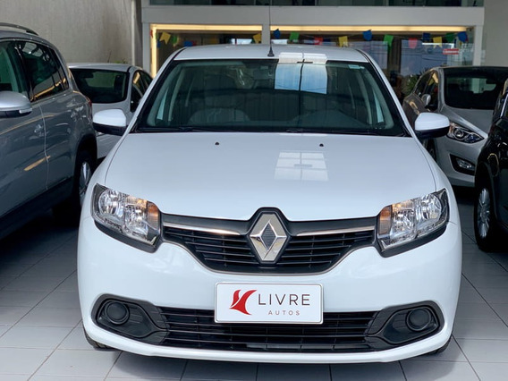 Renault Logan 1.0 16v Hi-flex Expression 2015