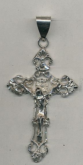 Cristo De Plata .925
