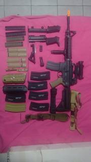 Airsoft Aeg M15a4 R.i.s Carbine Sportline