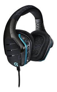 Diadema G633 Artemis Spectrum Gaming Micrófono Sonido 7.1