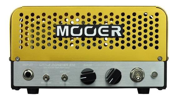 Mooer Little Monster Bm Amplificador Valvular Para Guitarra
