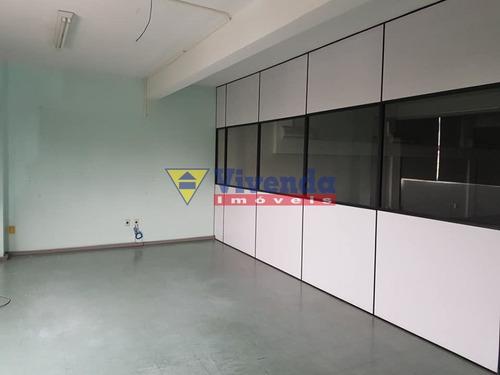 Imagem 1 de 9 de Sala Comercial Em Aldeia Da Serra. - As16906
