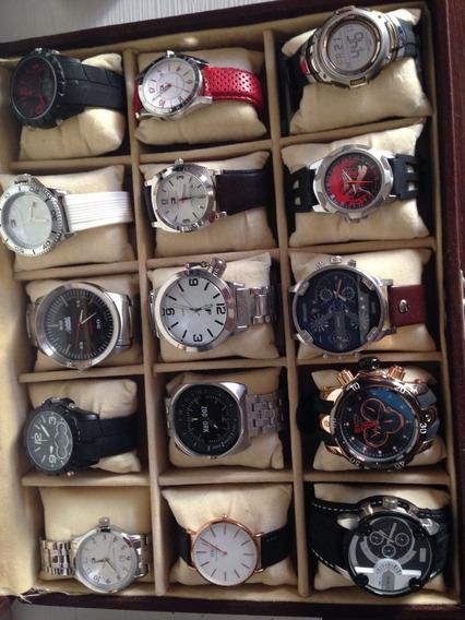 Coleção Particular De Relógios De Pulso
