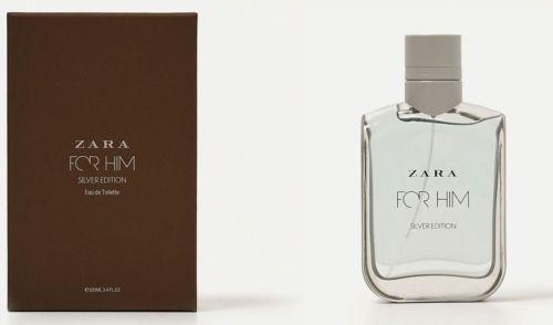 Eau Silver Him Zara Edition Masculino For ikwXTZOPu