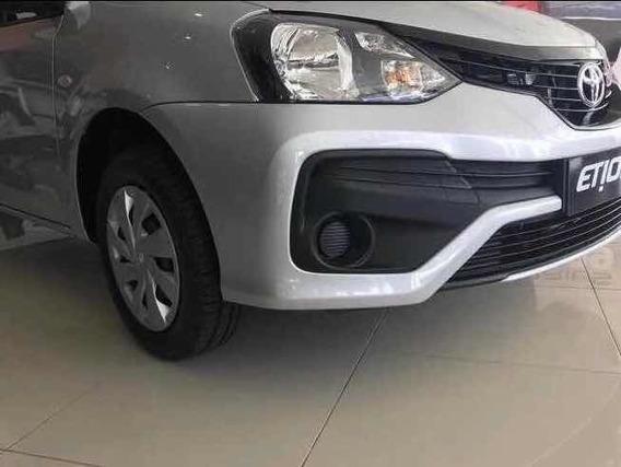 Toyota Etios 1.3 16v X 5p 2019