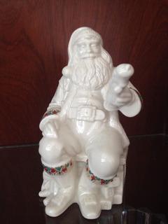 Navidad Santa De Porcelana Lenox Nuevo Lladrò Nadal