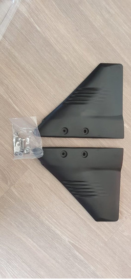 Flap Hidrofolio Estabilizador Para Motor De Popa Até 200 Hp