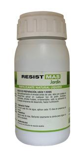 Resistmas 1 L (250mlx4) Plagas Virosis Agrícolas
