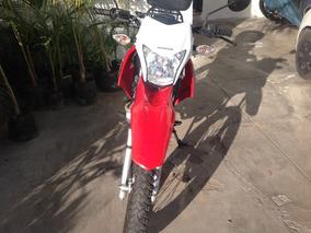 Honda 2015 Doble Propósito 150 Cc Roja