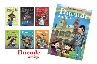Colección Completa - 7 Libros Duende Amigo - Fabio Pérez Paz