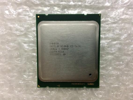 Processador Intel Xeon E5 2620 V2 2.6ghz Lga2011 X79