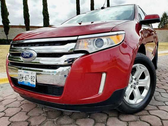Ford Edge 3.5 Sel 2013 At