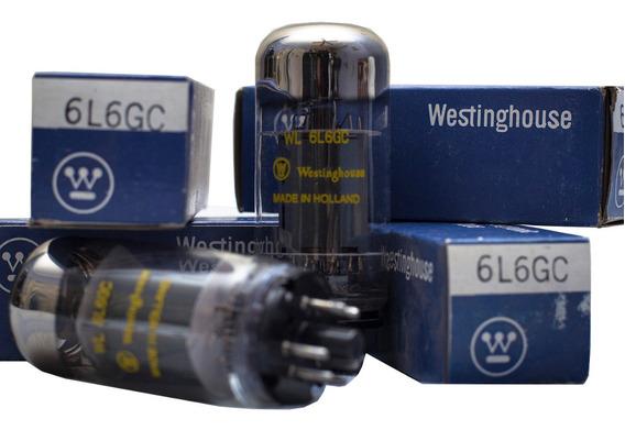 Valvulas Westinghouse 6l6gc Nuevas