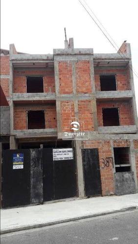 Cobertura À Venda, 130 M² Por R$ 525.000,00 - Vila Assunção - Santo André/sp - Co11125