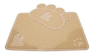 Pet Magasin Magasin, Cat Litter Mat, Tan