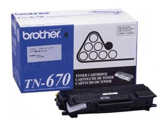 Cart Toner Brother Hl6050 Tn670 Original