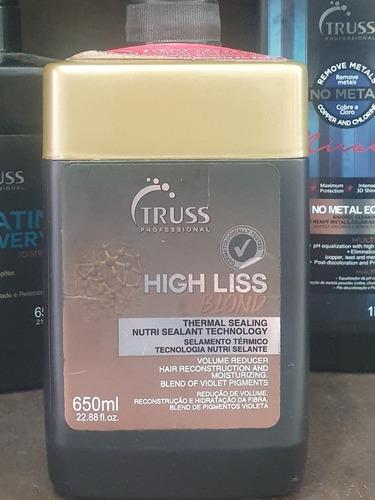Imagem 1 de 5 de Tratamento Truss Hig Liss