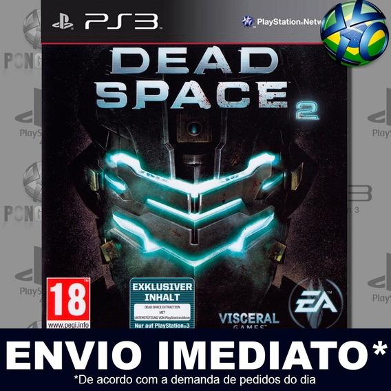 Dead Space 2 Ps3 Psn Jogo Em Promoção A Pronta Entrega