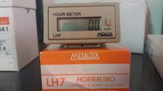 Contador De Horas Digital Horimetro