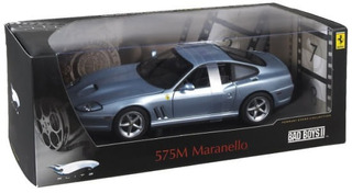 Miniatura 1/18 Ferrari 575 Maranello 96 Filme Bad Boys 2