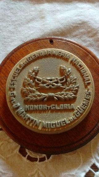 Medalla De Gendarmería Gral Güemes