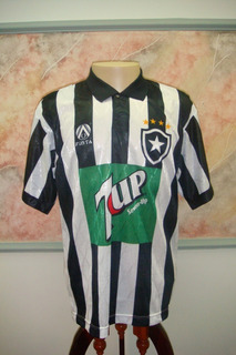 Camisa Futebol Botafogo Rio Janeiro Finta Jogo Antiga 1100