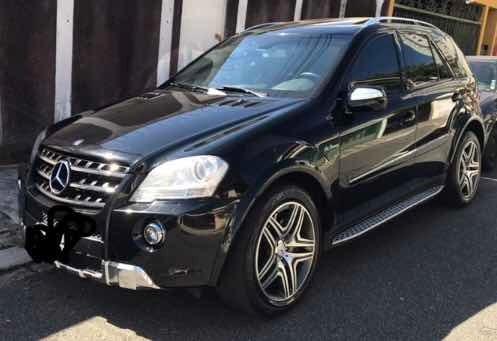 Mercedes-benz Classe Ml Ml 63