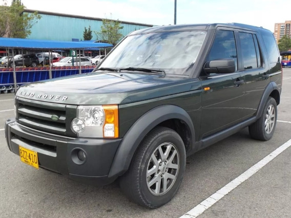 Land Rover 2007 Discovery Se